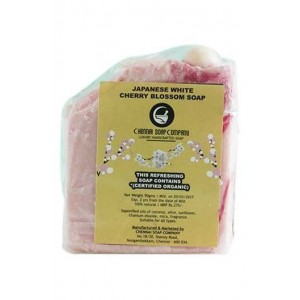Chennai Soap Japanese White Cherry Blossom Soap