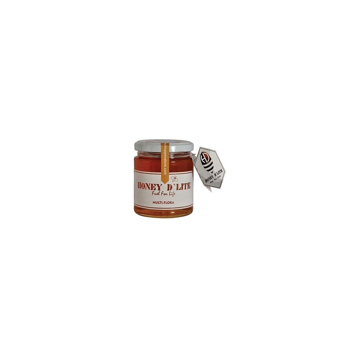 Honey D'Lite- Multi-flora Honey- Perfect Alternative for White Sugar