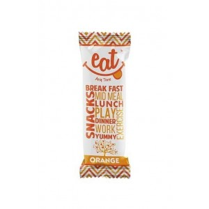 Eat Anytime Orange Bars - Pack Of 6