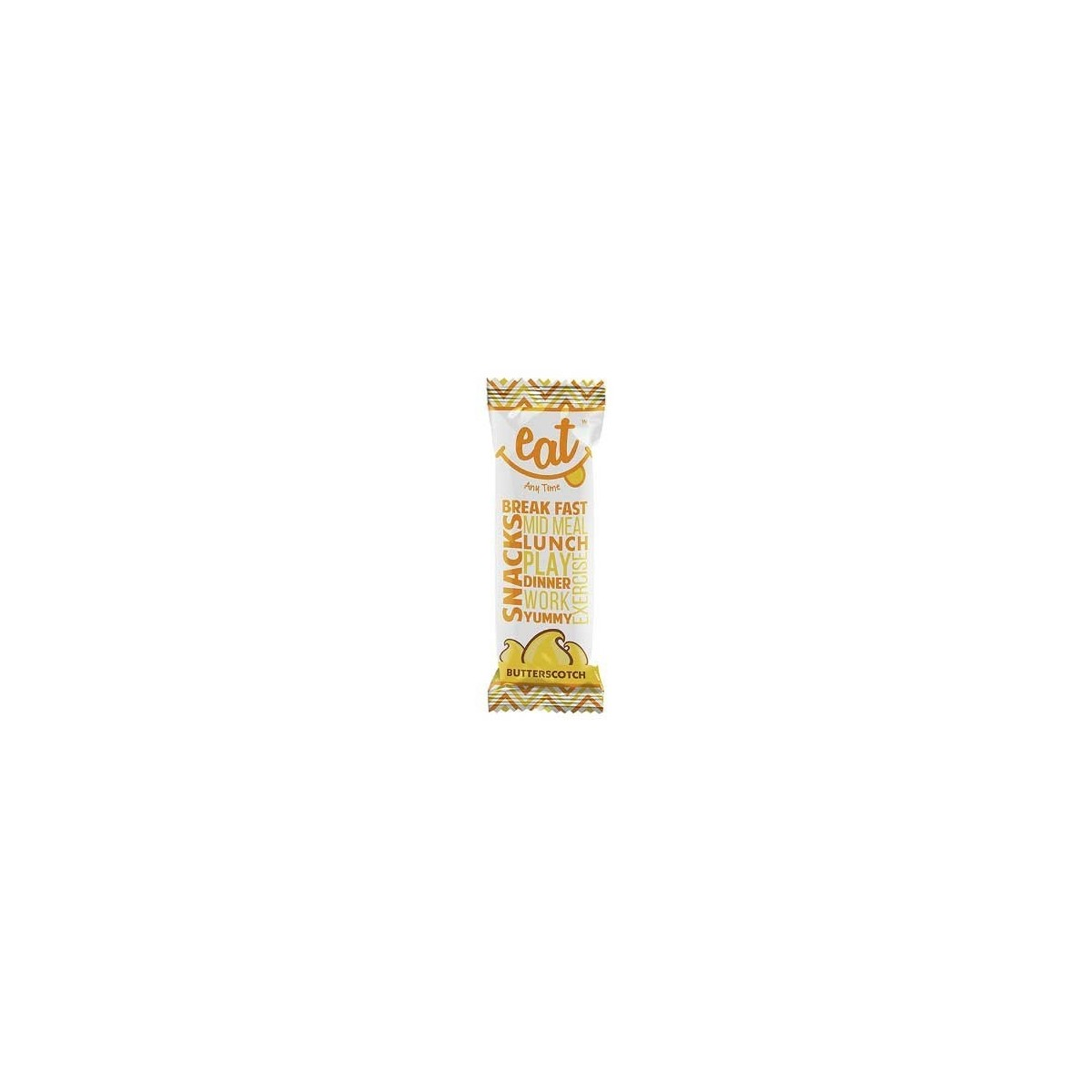 Eat Anytime Butterscotch Bars - Pack Of 6