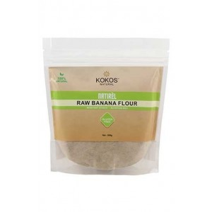Kokos Natural Raw Banana Flour