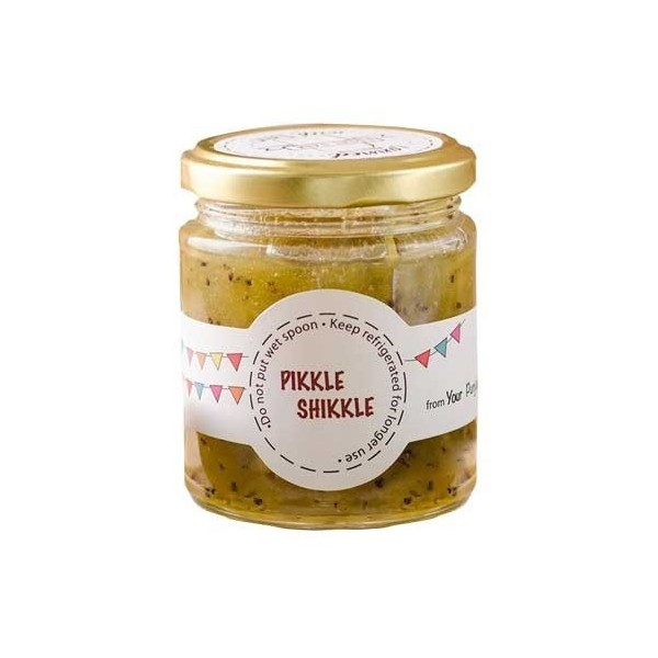 Pikkle Shikkle 100% Natural Homemade Kiwi Jam