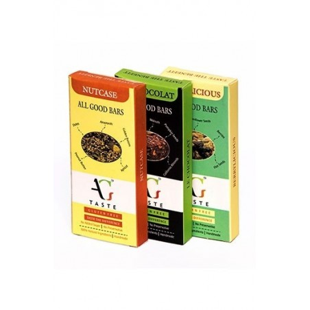 All Good Taste-Assorted Healthy Energy Bars