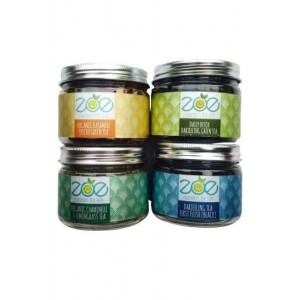 Zoe- Organic Detox Green Tea- Fabulous Four- Builds Immunity, Helps Weight Loss