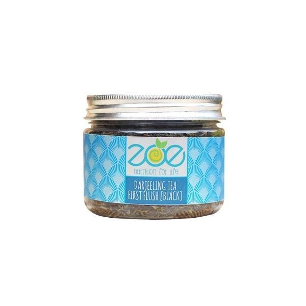 Zoe- Organic First Flush Black Tea- Builds Immunity & Metabolism