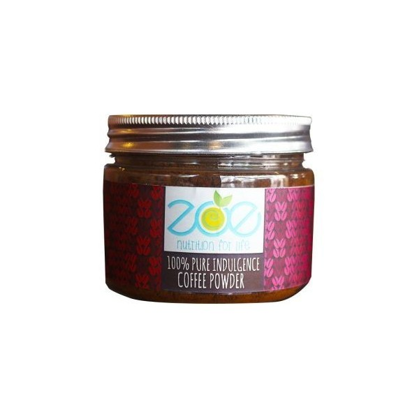 Zoe- 100% Pure Indulgence Instant Coffee Powder- Uplifts Mood