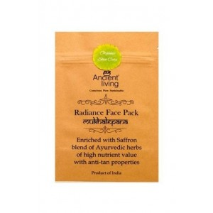 Ancient Living Radiance Face Pack
