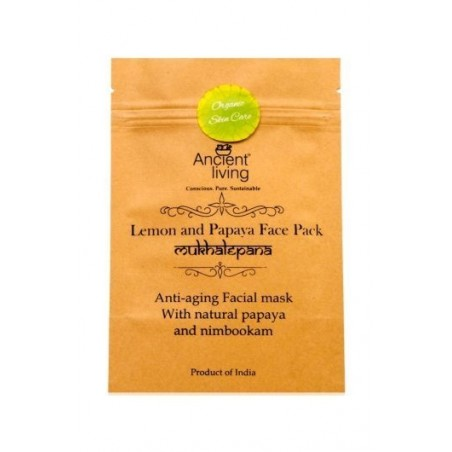 Ancient Living Lemon & Papaya Face Pack