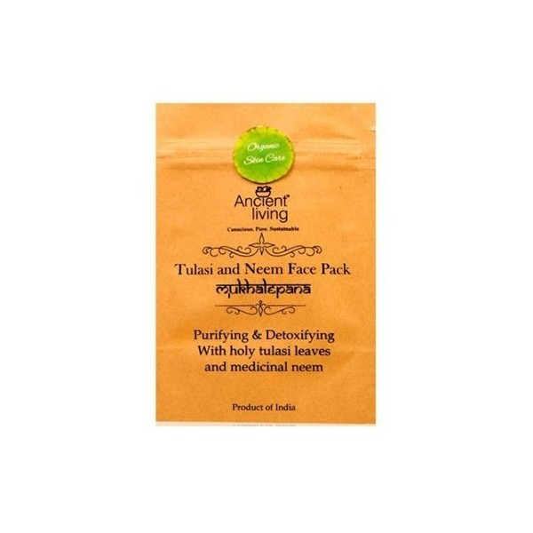 Ancient Living Tulasi & Neem Face Pack