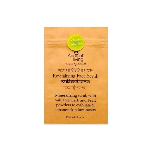 Ancient Living Revitalizing Face Scrub