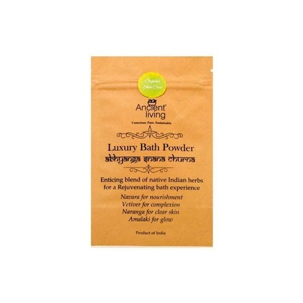 Ancient Living Luxury Bath Powder