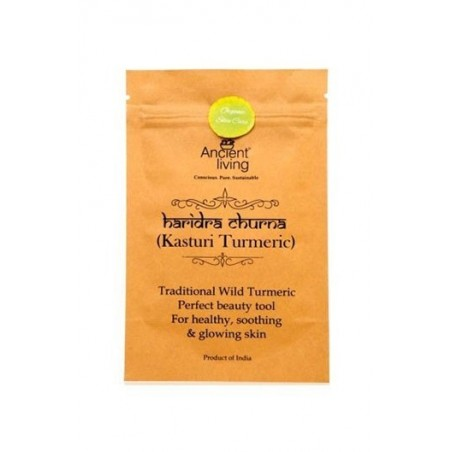 Ancient Living Kasturi Turmeric Pack