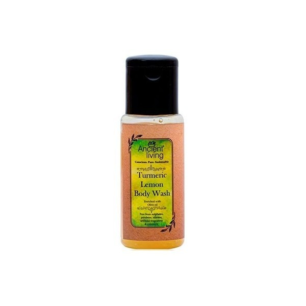 Ancient Living Turmeric Lemon Body Wash