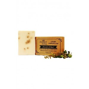 Ancient Living Avacado & Basil Luxury Handmade Soap