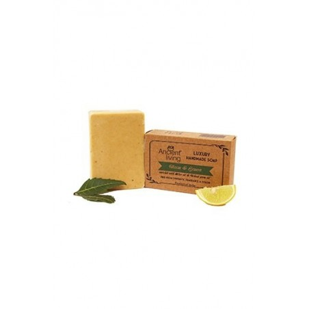 Ancient Living Neem & Lemon Luxury Handmade Soap 100Gm