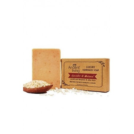 Ancient Living Lavender & Oatmeal Soap