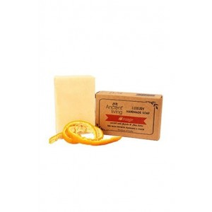 Ancient Living Orange Luxury Handmade Soap