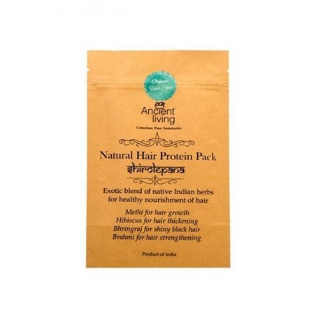 Ancient Living Natural Hair Protein Pack