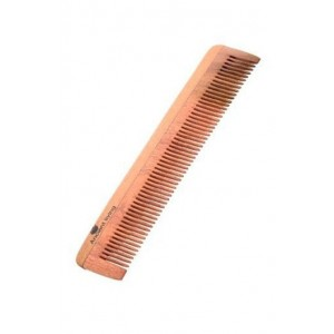 Ancient Living Neem Wood Comb 1Pcs