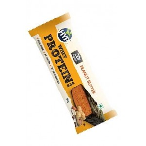 Hyp Whey Protein (Meal Replacement) Bar-Peanut Butter