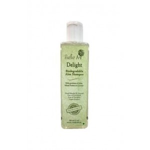 Rustic Art - Delight Biodegradable Aloe Shampoo
