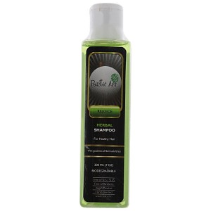 Rustic Art -Rejoice Biodegradable Herbal Shampoo