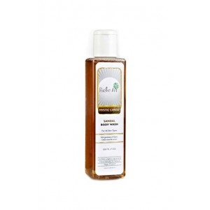 Rustic Art - Mystic Caress Organic Sandal Body Wash