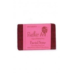 Rustic Art - Organic Facial Soap
