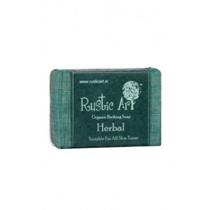 Rustic Art - Organic Herbal Soap All Skin