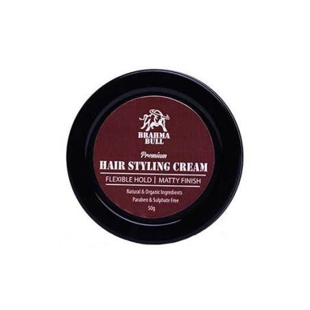 Brahma Bull Hair Styling Cream