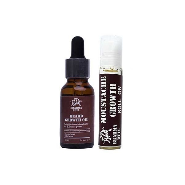 Brahma Bull Facial Hair Growth Kit