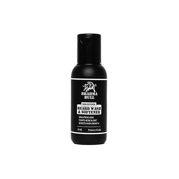 Brahma Bull Beard Wash & Softener