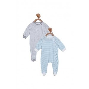 Berrytree Organic Rompers Pack Of 2