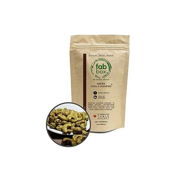 FabBox Green Chilli Cashews
