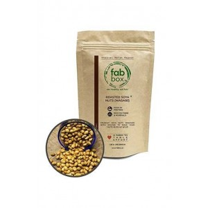FabBox Roasted Soya Nuts Wasabi