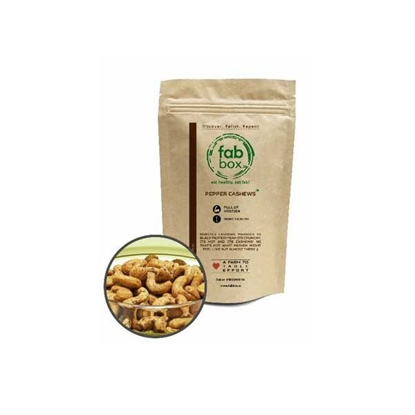 FabBox Pepper Cashews