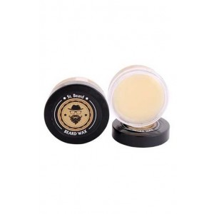 Saint Beard Beard Wax 8 Gm(Pocket Stylist)