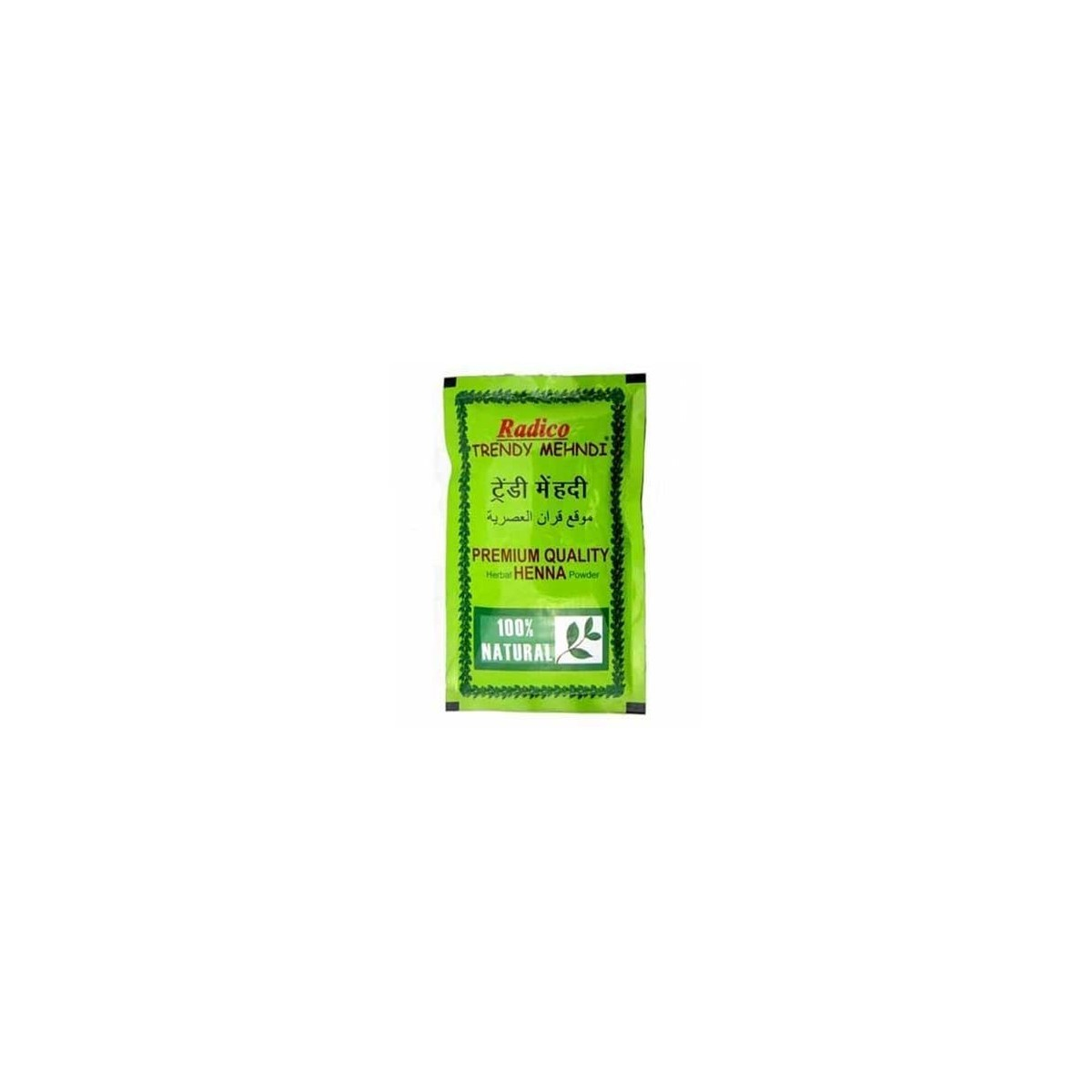 Radico Herbal Henna Powder