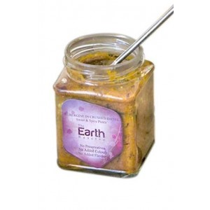 The Earth Reseve Aubergine In Crushed Dates- Sweet & Spicy Pickle