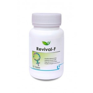 Biotrex Revival-F Women Multivitamin Minerals (60 Tablets)