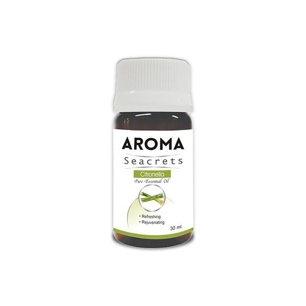 Biotrex Aroma Seacrets Citronella Pure Essential Oil - 30Ml