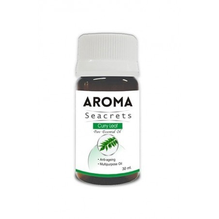Biotrex Aroma Seacrets Curry Leaf Pure Essential Oil - 30Ml