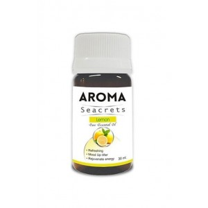 Biotrex Aroma Seacrets Lemon Pure Essential Oil - 30Ml