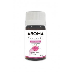 Biotrex Aroma Seacrets Rose Absolute Pure Essential Oil - 30Ml