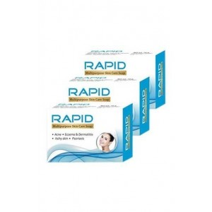 Biotrex Rapid Multipurpose Soap - Pack Of 3
