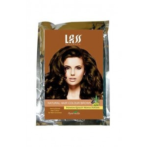 Lass Naturals Brown Hair Colour