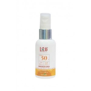 Lass Naturals Sunscreen Spray