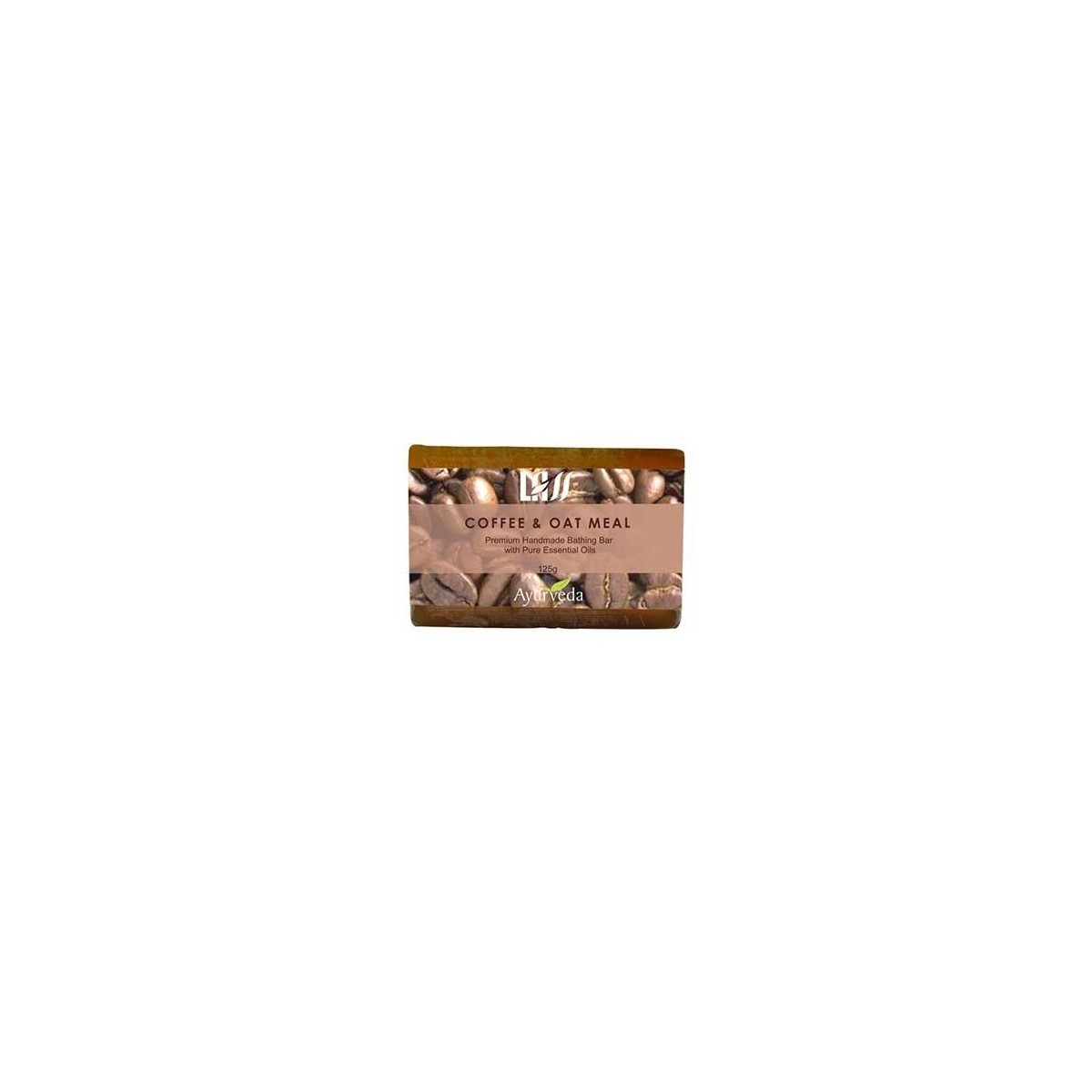 Lass Naturals Coffee & Oat Meal Soap