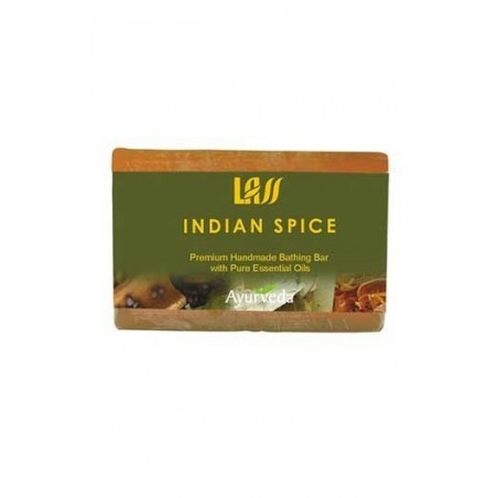 Lass Naturals Indian Spice Soap