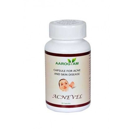 Aarogyam Wellness Acnevel Capsules